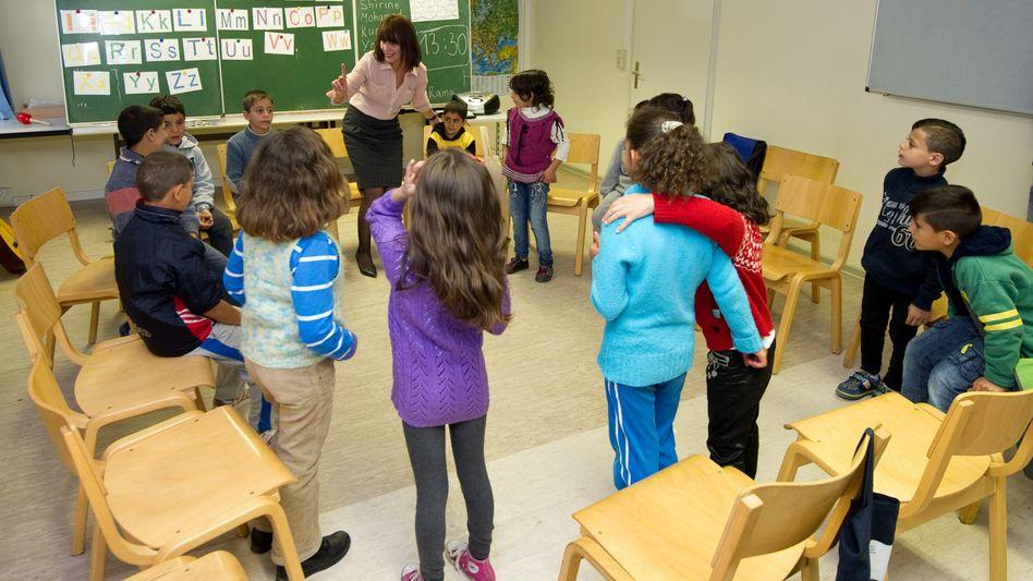 Integrationskurs für Flüchtlinge: Kompetenz-Hickhack zwischen den Ministerien