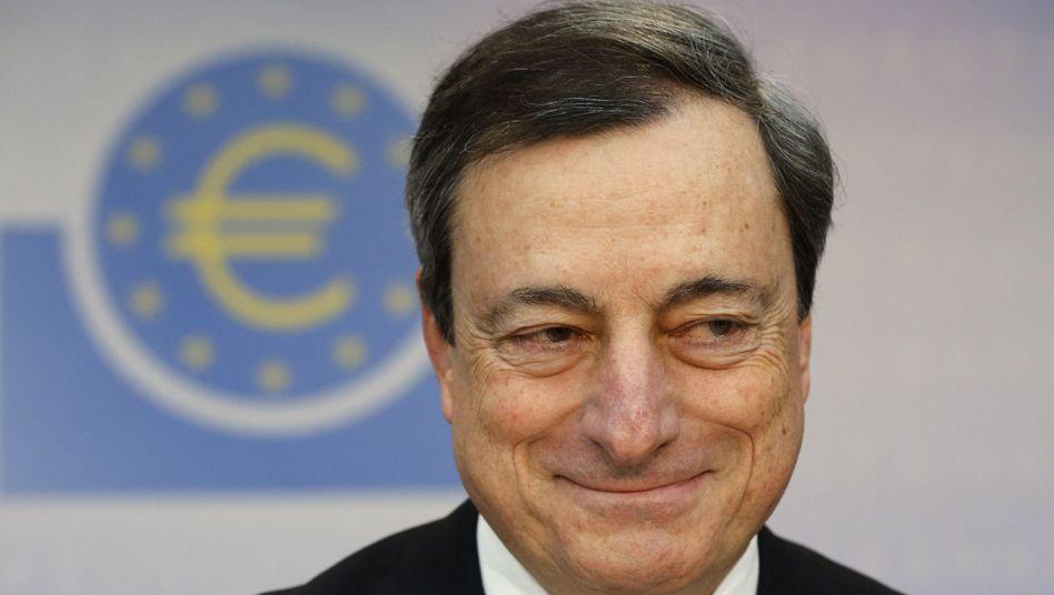 """EZB-Präsident Draghi: """"Um Gottes willen, dieser Italiener zerstört Deutschland"""""""