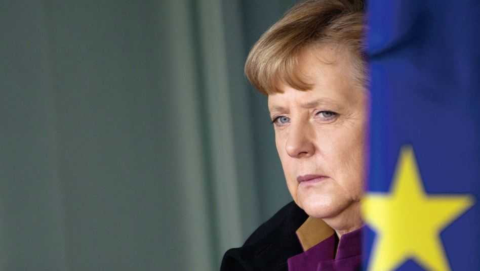"Chancellor Merkel: ""I'm still searching for what else exactly we are supposed to do."""