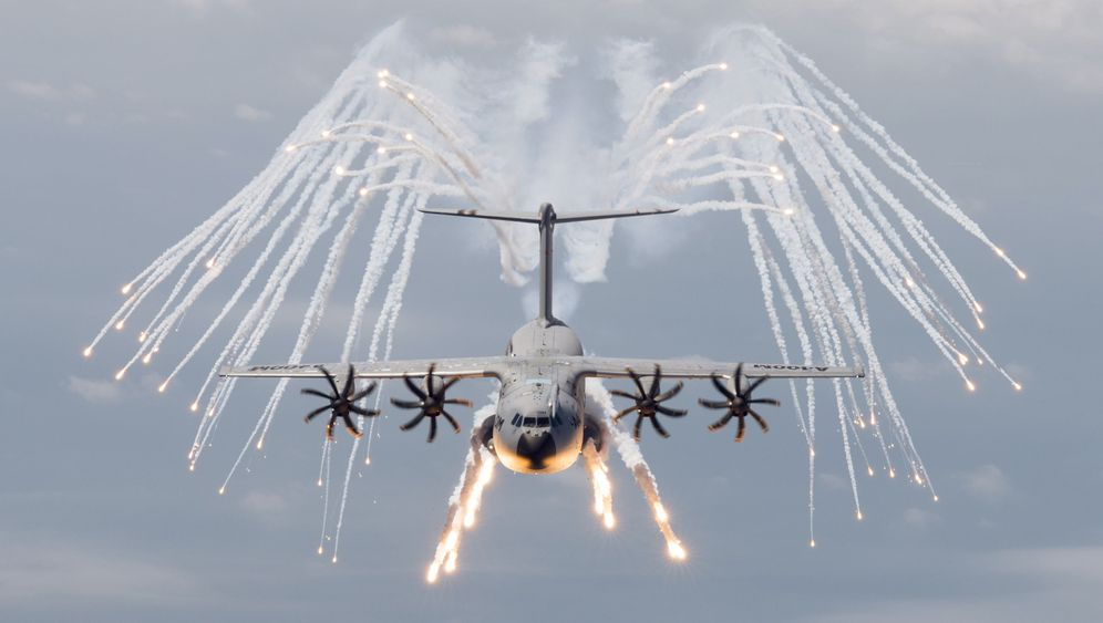 Photo Gallery: The Difficult Birth of the 'Militairbus' A400M