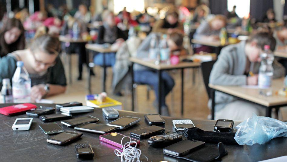 Smartphones in der Schule: Jeder sollte eines haben?