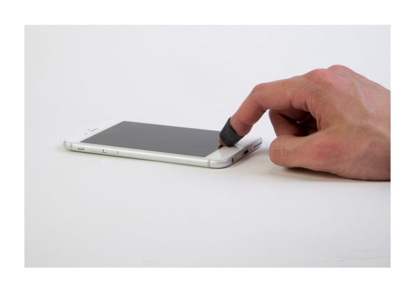 EINMALIGE VERWENDUNG Netzwelt/ Mian Wei/ Identity Kit/ Fingerabdruck Prothese