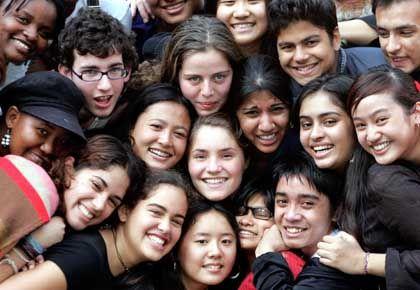Multikulturelle USA: Schwarze dümmer als Weiße, Weiße dümmer als Asiaten?