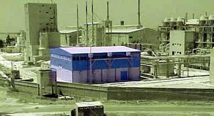 Die AECS-Anlage im syrischen Homs: Plutonium statt Blaukorn, Anthrax statt Narkosemittel, Nervengas statt Pestizide?