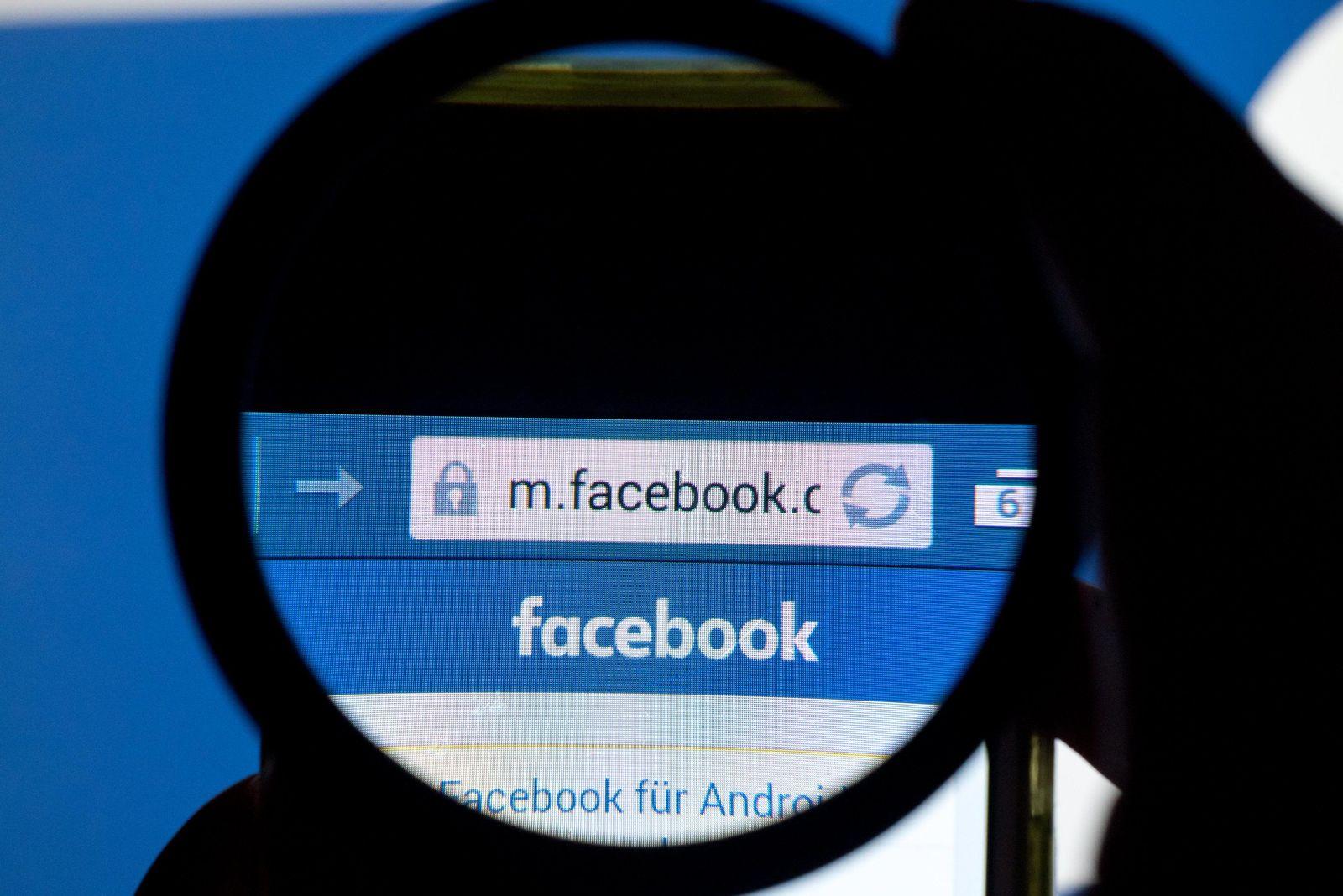 Facebook im Fokus App