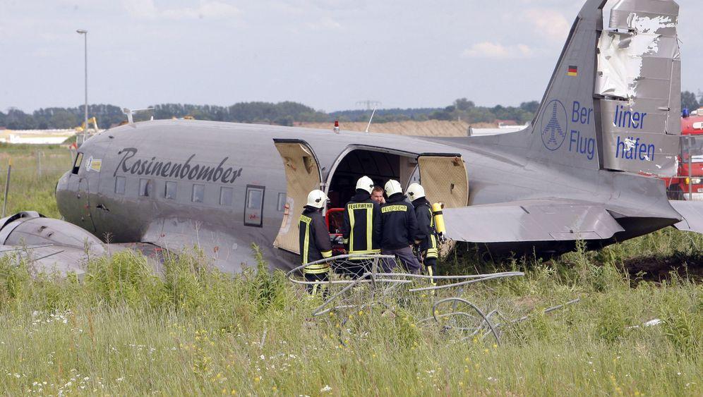 Flughafen Berlin-Schönefeld: Rosinenbomber auf Abwegen