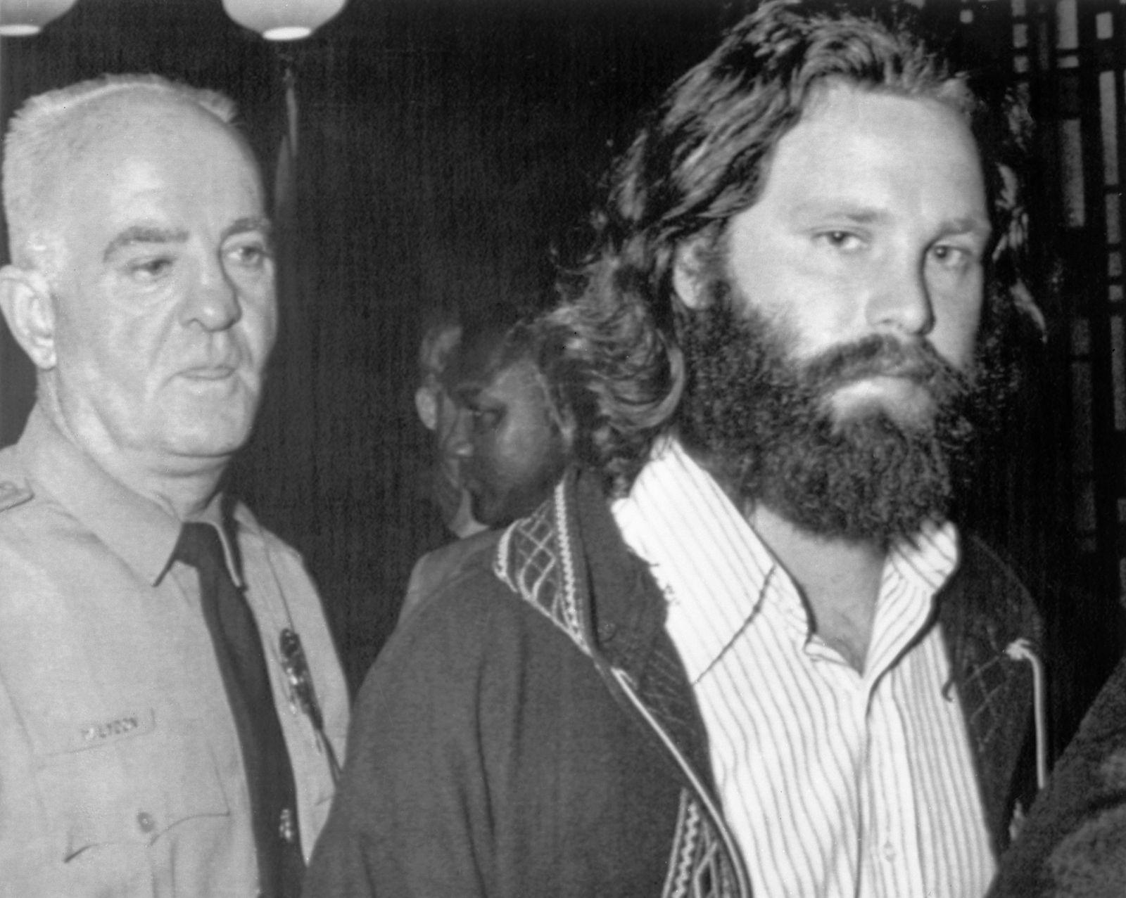 USA Miami Jim Morrison Court