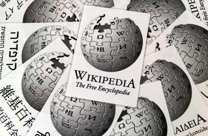 Wikipedia: Binnen weniger Jahre vom Exoten zum Zentralorgan