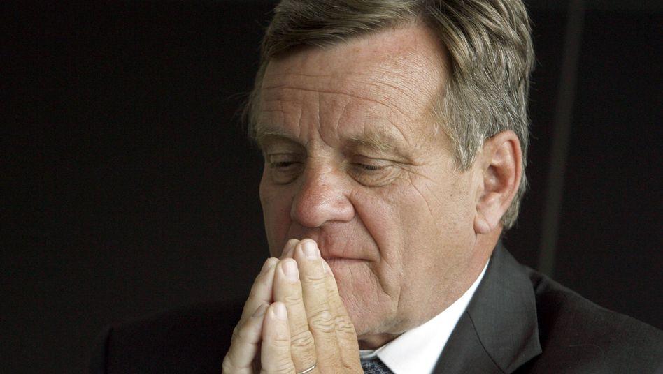Ex-Bahn-Chef Mehdorn: Seit gut einem Jahr Berater von Roland Berger