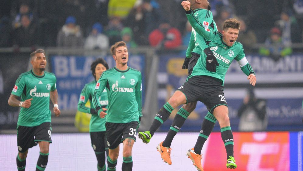 HSV vs. Schalke: Zwei Verletzte und ein Doppelschlag