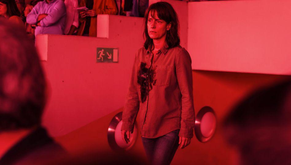 Zwischen Traum und Wirklichkeit: Claudia Michelsen als Kommissarin Brasch