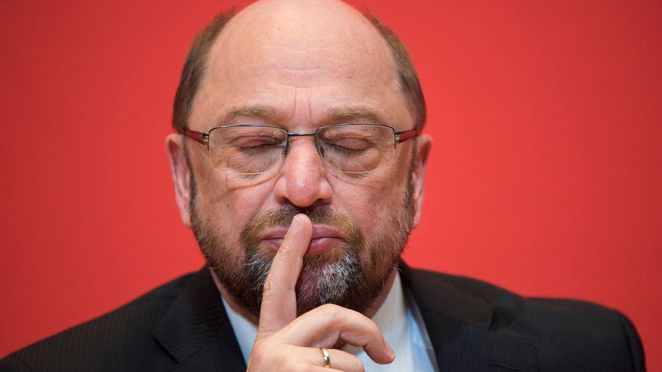 SPD-Kanzlerkandidat Schulz