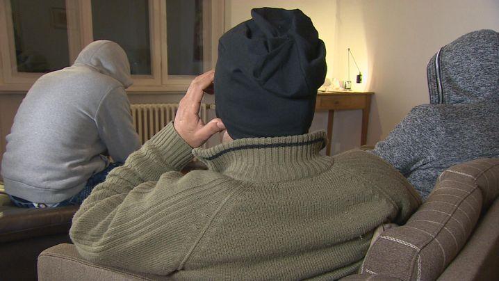 Die drei Syrer aus Leipzig, die Albakr überwältigten