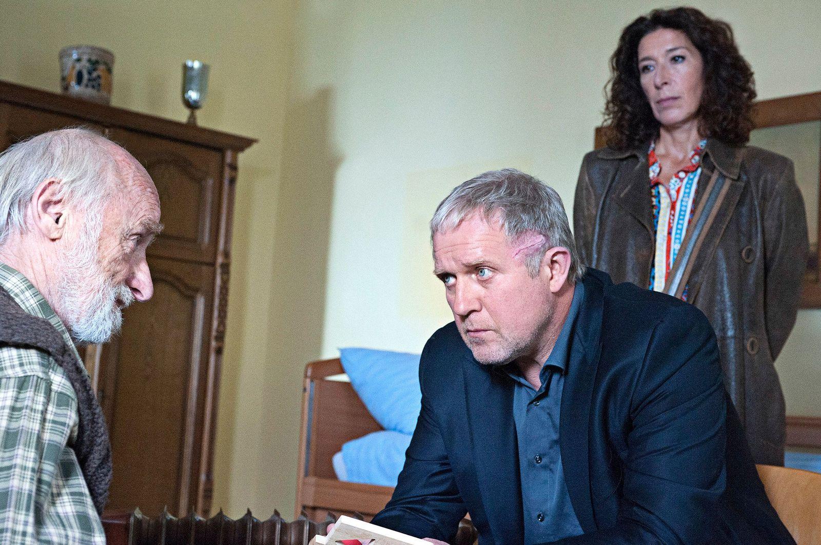 EINMALIGE VERWENDUNG Deutscher Schauspielerpreis/ Harald Krassnitzer