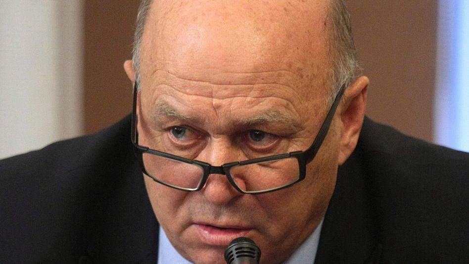 PZPN-Präsident Lato: Durch Filmaufnahmen belastet