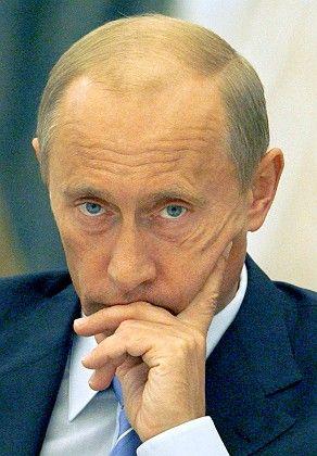 Russischer Präsident Putin: Angeblich nicht der erste Attentatsplan auf ihn