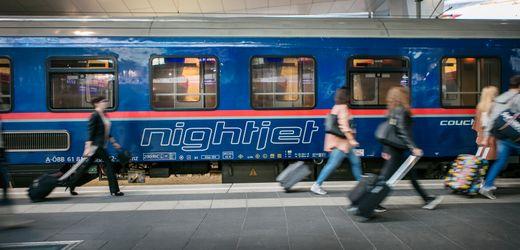 Deutsche Bahn gibt Starttermine für neue Nachtzug-Strecken bekannt