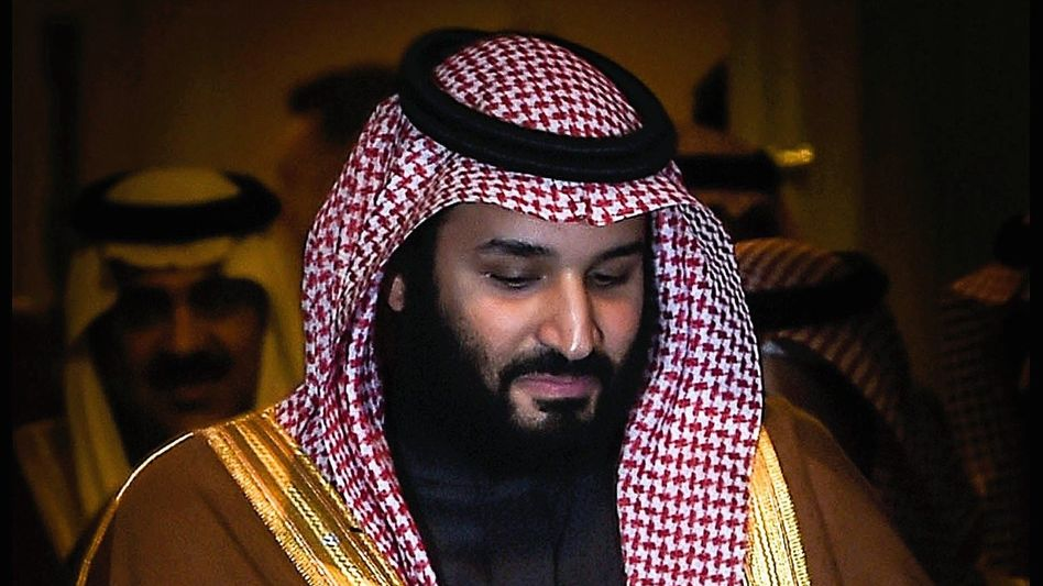 Kronprinz bin Salman