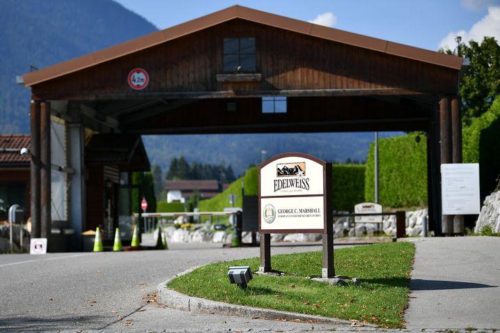 """Das """"Edelweiss Lodge and Resort"""" in Garmisch-Partenkirchen"""