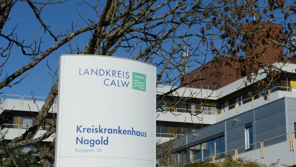 Kreiskrankenhaus Nagold im Landkreis Calw: Öffentliche Krankenhäuser sind keine normalen Wirtschaftsbetriebe