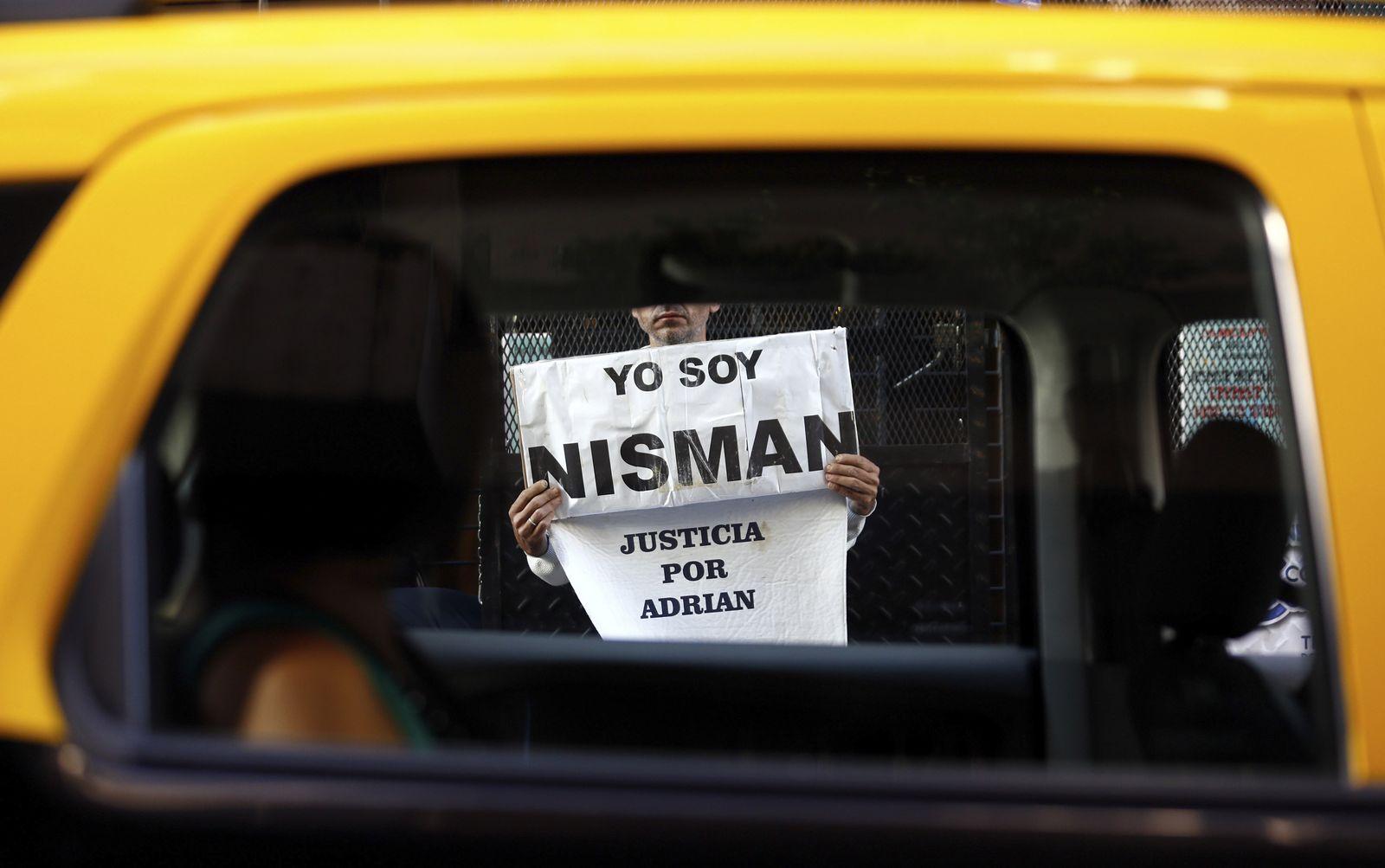 Argentinien Nisman