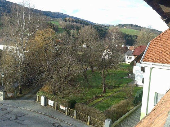 Wenn Ahmad U. aus dem Fenster blickt, sieht er österreichische Idylle.