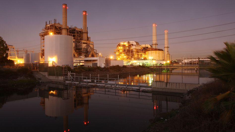 Kalifornisches Kraftwerk: Treibhausgase offiziell als gefährlich eingestuft