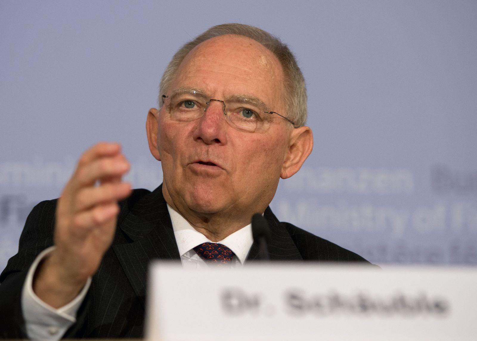 Schäuble/ PK