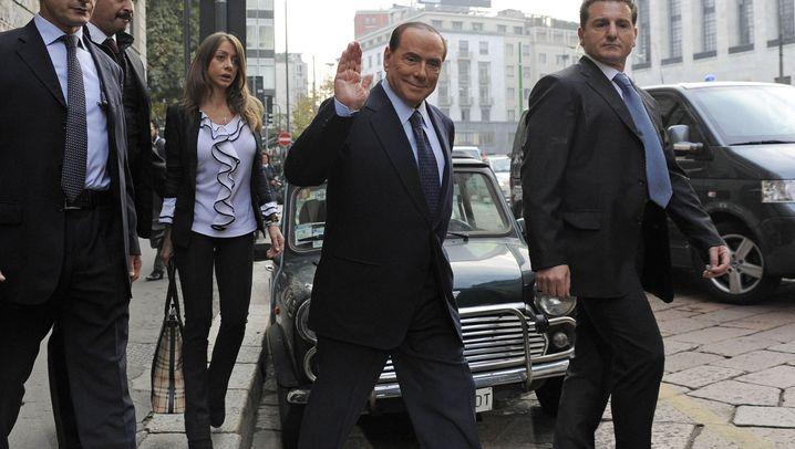 Prozess in Mailand: Berlusconi, Ruby und die Liebesgrotte