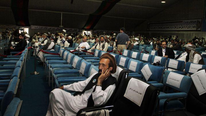 Kabul: Taliban sabotieren die Dschirga