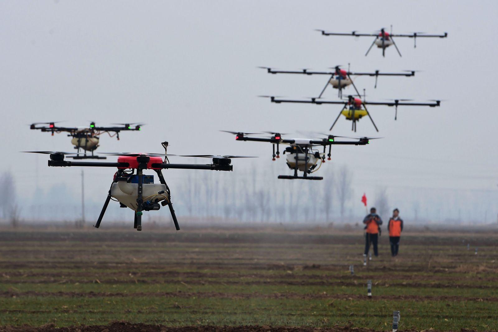 Drones/ China