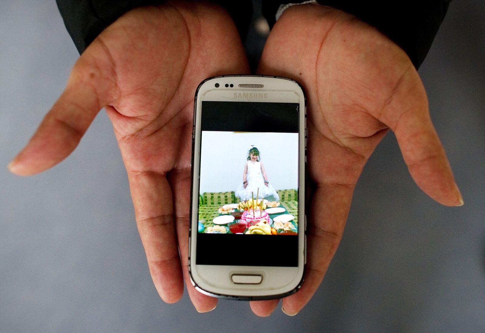 Handyfotos als Erinnerung