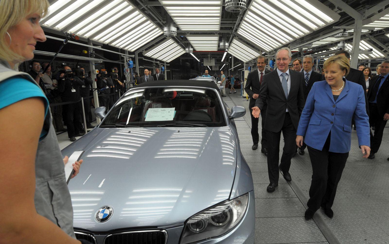 Merkel / BMW