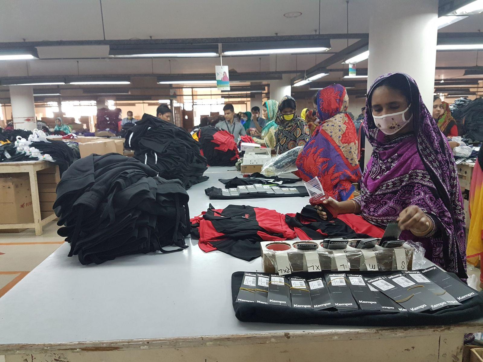 Fünf Jahre nach der Rana-Plaza-Katastrophe