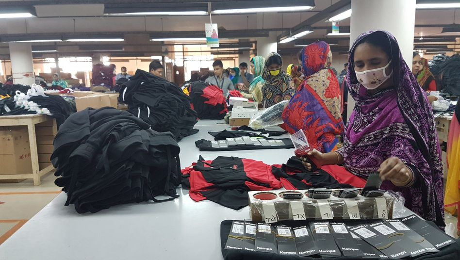 bangladesch textilindustrie