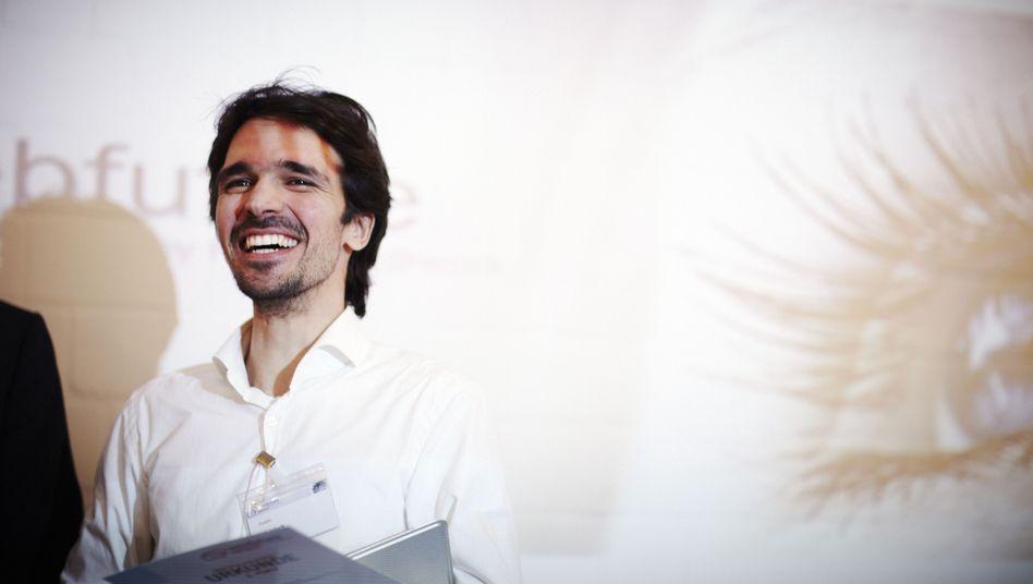 Protonet-Gründer Ali Jelveh: Wie funktioniert Crowdfunding?