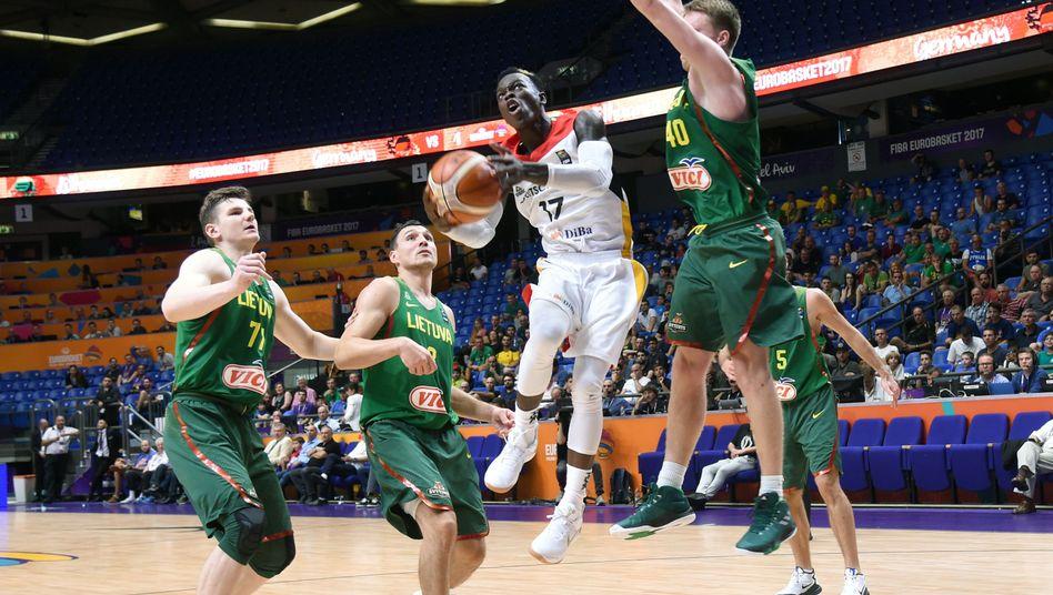 Basketball Em Deutschland TГјrkei