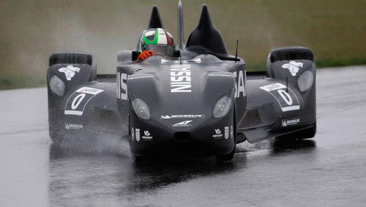 Hybridautos in Le Mans: Das härteste Testlabor der Welt