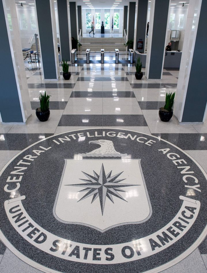 CIA-Zentrale in Langley