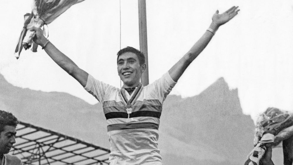 Eddy Merckx wird 70: Kannibale mit Knieschmerzen