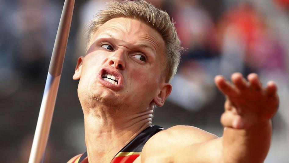 Leichtathlet Behrenbruch: EM-Gold im Zehnkampf gewonnen