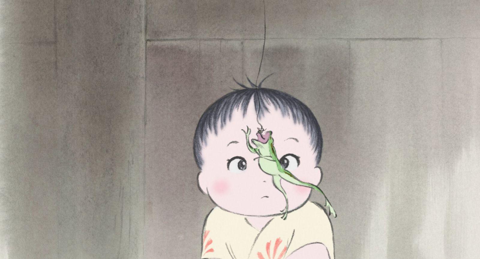 EINMALIGE VERWENDUNG Tageskarte 20.11.14/ Kino/ Die Legende der Prinzessin Kaguya VID