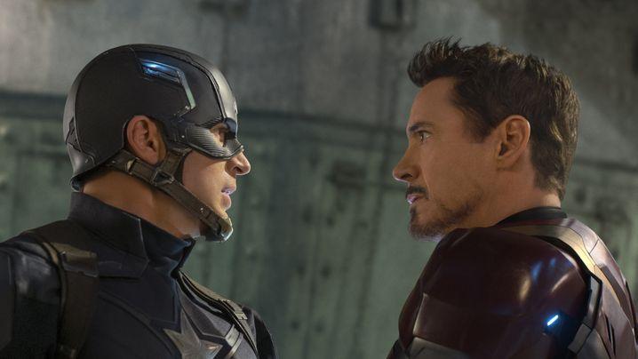 """Dritter """"Captain America""""-Film: Avenger gegen Avenger"""