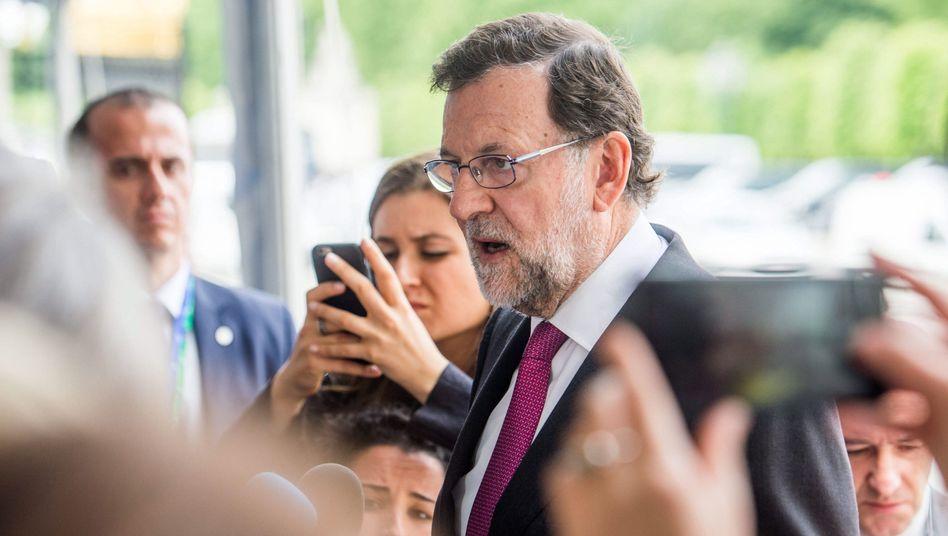 Mariano Rajoy (Archivbild)