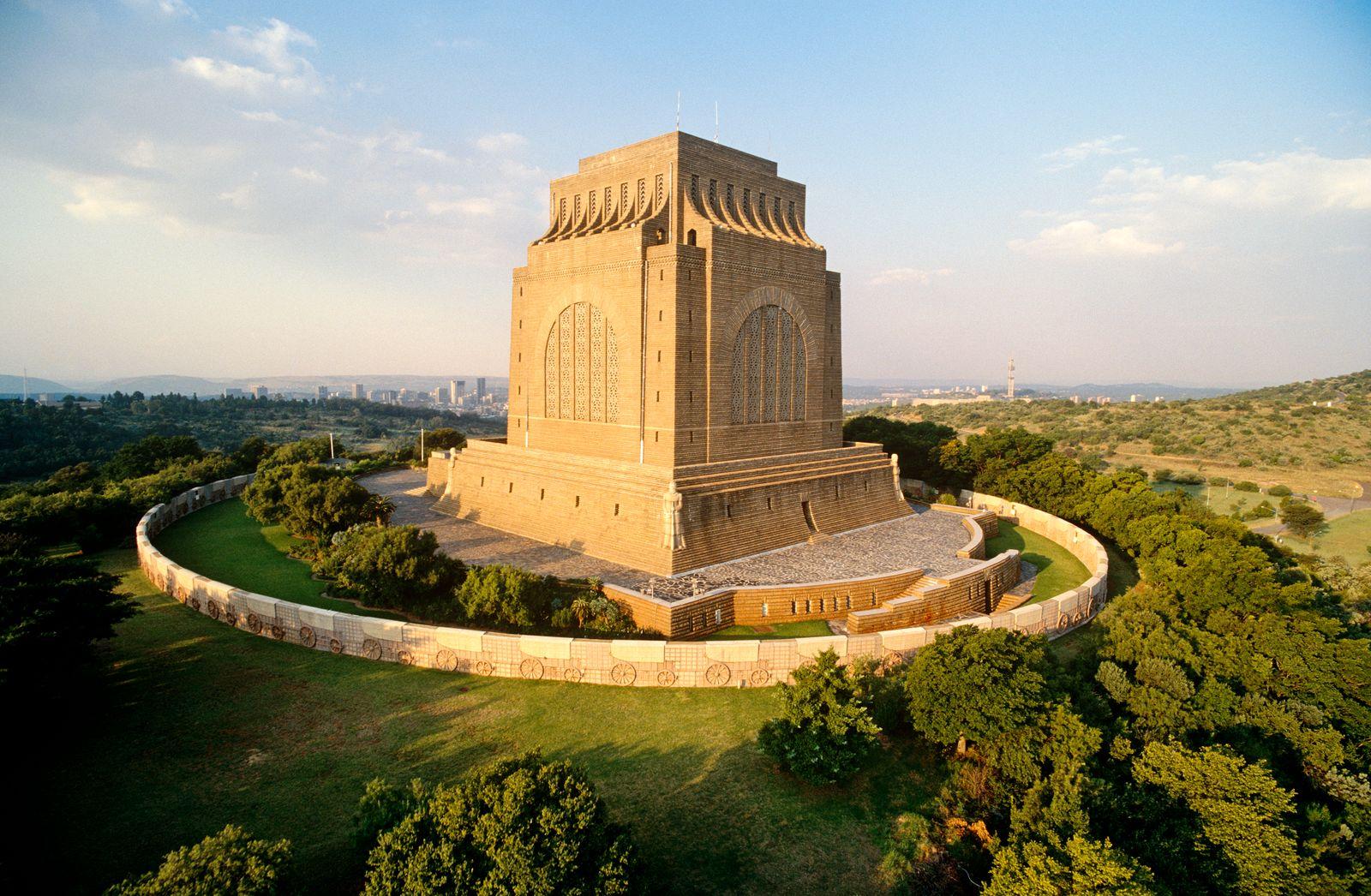 Voortrekker Monument, Pretoria, Gauteng