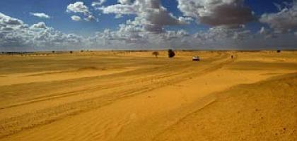 Sahara-Wüste (im Norden Malis): Europäische Reisegruppe entführt