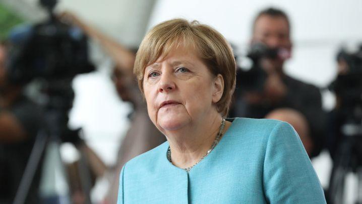 G20-Teilnehmer: Merkel und die wilden Kerle