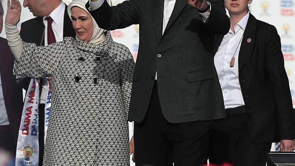 Istanbul: Istanbul feiert Erdogan