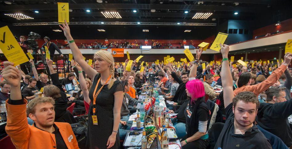 Abstimmung in Bochum: Wieder ein bisschen Programm geschafft