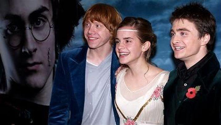 Filmpremiere in London: Harry Potter versetzt weibliche Fans in Rage